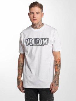 Volcom T-shirt Edge Basic vit