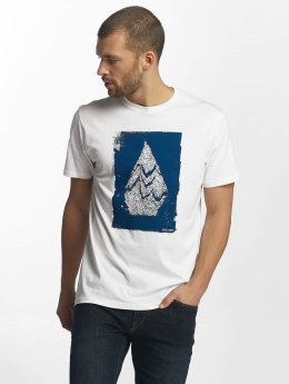 Volcom T-Shirt Disruption Basic weiß