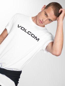 Volcom T-Shirt Crisp Euro Bsc Ss white