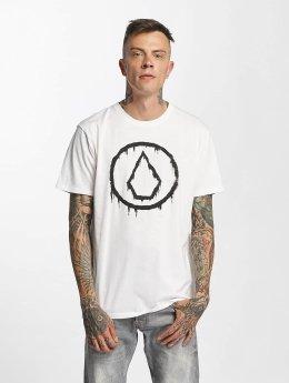 Volcom T-shirts Sludgestone Basic hvid