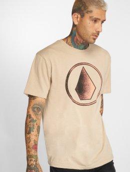 Volcom T-skjorter Removed beige
