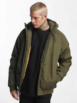 Volcom Winter Jacket Hernan olive