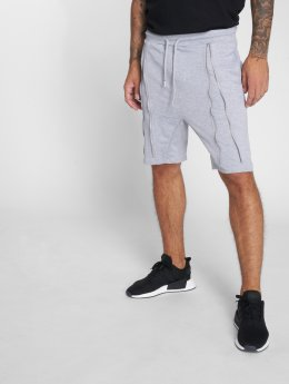 VSCT Clubwear Šortky Lazer Bermuda šedá