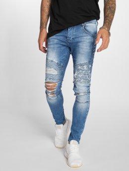 VSCT Clubwear Облегающие джинсы Liam синий