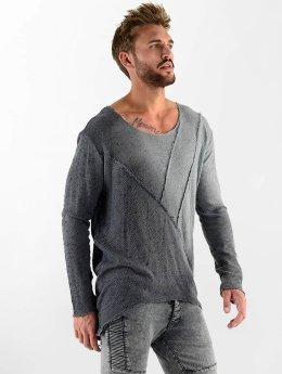 VSCT Clubwear Пуловер Kushiro серый