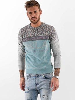 VSCT Clubwear Пуловер Faded 90ies серый