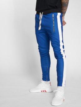 VSCT Clubwear Спортивные брюки Stripe with Zip Pocket синий