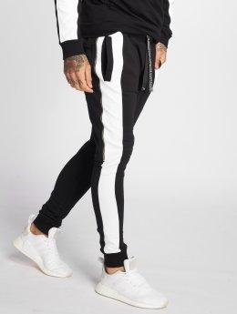 VSCT Clubwear Спортивные брюки Lowcrotch черный