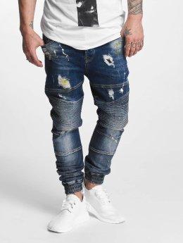 VSCT Clubwear Antifit Noah Biker blau