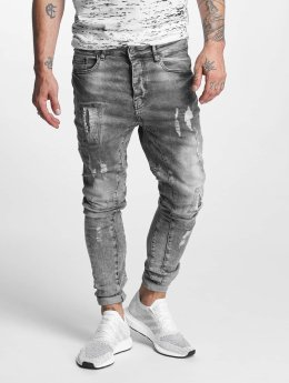 VSCT Clubwear Antifit-farkut Chase 5 Pocket Denim harmaa