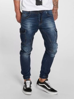 VSCT Clubwear Antifit jeans Noah Expedited blå