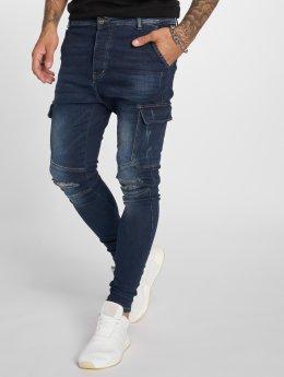VSCT Clubwear Antifit jeans Thor blå