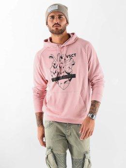 VSCT Clubwear Bluzy z kapturem Clubwear Design Heart Logo czerwony