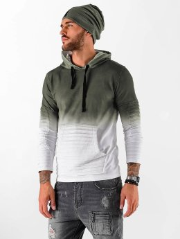 VSCT Clubwear Bluzy z kapturem Biker khaki