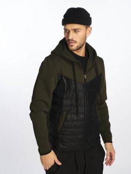 VSCT Clubwear Bundy na přechodné roční období 2 Colour Amour hnědožlutý