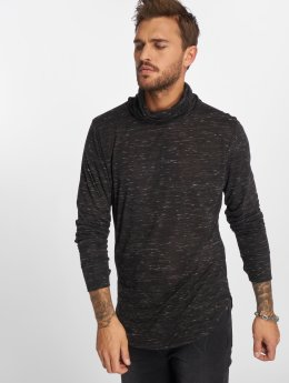 VSCT Clubwear Camiseta de manga larga  negro