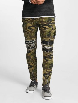 VSCT Clubwear Cargohose Warrior camouflage