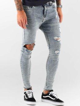 VSCT Clubwear Dżinsy straight fit Chase niebieski