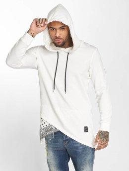 VSCT Clubwear Felpa con cappuccio Bandana Pennant Triangle beige
