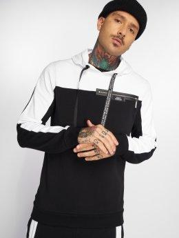 VSCT Clubwear Felpa con cappuccio Logotape nero