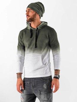 VSCT Clubwear Hoodies Biker hnědožlutý