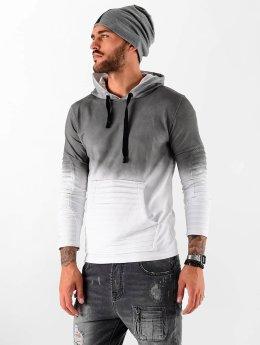 VSCT Clubwear Hoody Biker grau