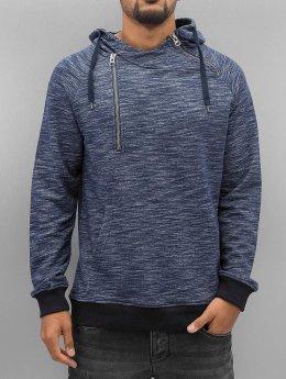 VSCT Clubwear Hupparit Shiro 2 Zip Moulinee Kangool indigonsininen