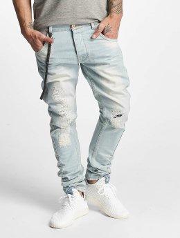 VSCT Clubwear Jean carotte antifit Hank bleu