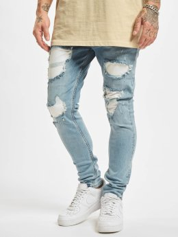 VSCT Clubwear Jeans slim fit Hank Customized blu