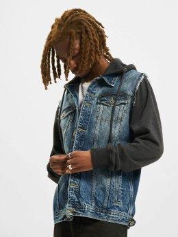 VSCT Clubwear Jeansjackor Hybrid Denim blå