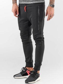 VSCT Clubwear Jogging kalhoty Function Tech čern
