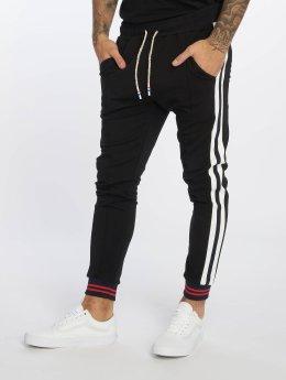 VSCT Clubwear Jogging kalhoty 80ies čern