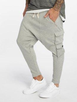 VSCT Clubwear Jogging kalhoty Shogun Cargo šedá