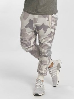 VSCT Clubwear Joggingbyxor Biker vit