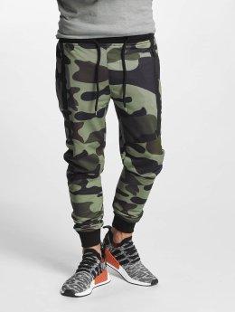 VSCT Clubwear Männer Jogginghose Zen Minimal in camouflage