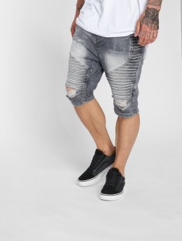 VSCT Clubwear Pantalón cortos Liam gris