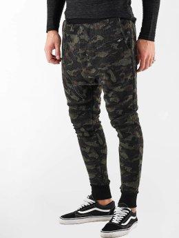 VSCT Clubwear Pantalone ginnico Kobe Knit mimetico