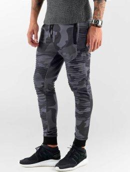 VSCT Clubwear Pantalone ginnico Biker nero