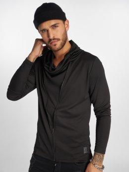 VSCT Clubwear Pulóvre Tube Collar èierna