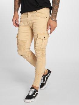 VSCT Clubwear Reisitaskuhousut Keanu beige