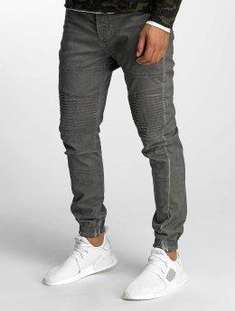 VSCT Clubwear Reisitaskuhousut Noah Biker harmaa