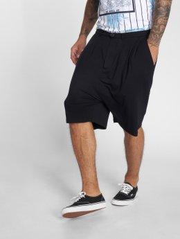 VSCT Clubwear Shorts Lowcrotch Jersey Soft nero