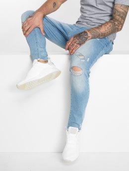 VSCT Clubwear / Slim Fit Jeans Thor i blå