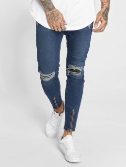 VSCT Clubwear Slim Fit Jeans Keanu modrý