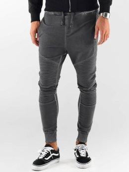 VSCT Clubwear Spodnie do joggingu Biker czarny