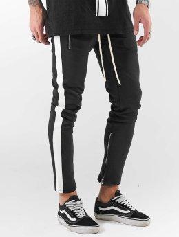 VSCT Clubwear Spodnie do joggingu Stripe czarny