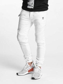 VSCT Clubwear Straight Fit farkut Liam valkoinen