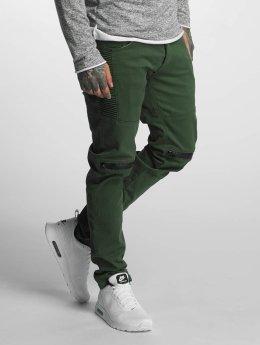 VSCT Clubwear Straight fit jeans Hunter olijfgroen