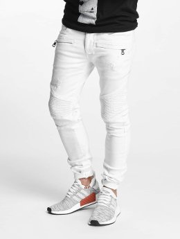 VSCT Clubwear Straight Fit Jeans Liam weiß
