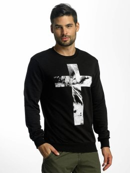 VSCT Clubwear Sweat & Pull Cross Palm Loose noir